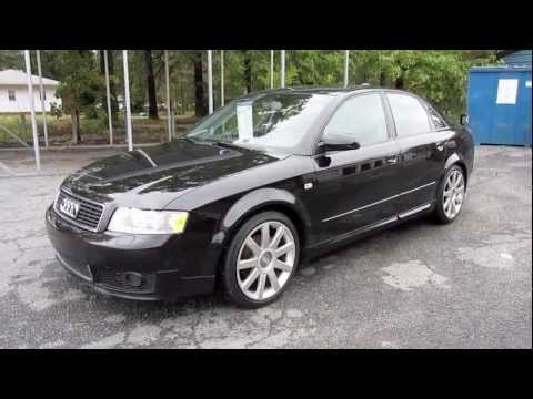 Short Takes 2004 Audi A4 1 8t 6 Sd Ultra Sport Start Up Engine Full Tour