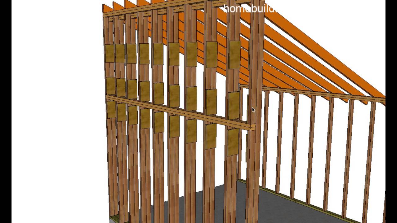 How To Convert Shed Roof With Flat Ceiling Vaulted Building Remodeling You