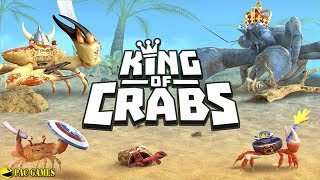 King of Crabs - MEGA RARE Crab Unlocked