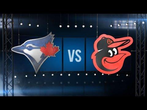 9/30/15: Gausman, Davis lead Orioles past Blue Jays