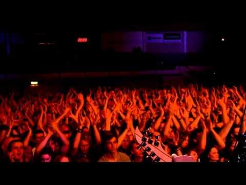 Sabaton - Lejonet Från Norden (Swedish Empire Tour 2012) Pro-Shot