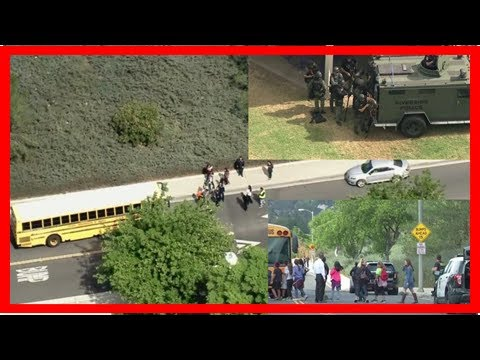 Castle view elementary school staff and student evacuate due to police activity