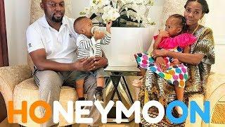 Mama Diamond na mumewe waenda honeymoon SA na kufikia kwa Zari aliyepo UG kusaka mkwanja