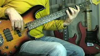 The Bellamy Brothers - Dancin Cowboys - Bass Cover