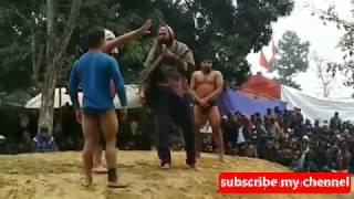 देवा थापा पहलवान (नेपाल)VS/| Mote TAKDE PAHLWAN