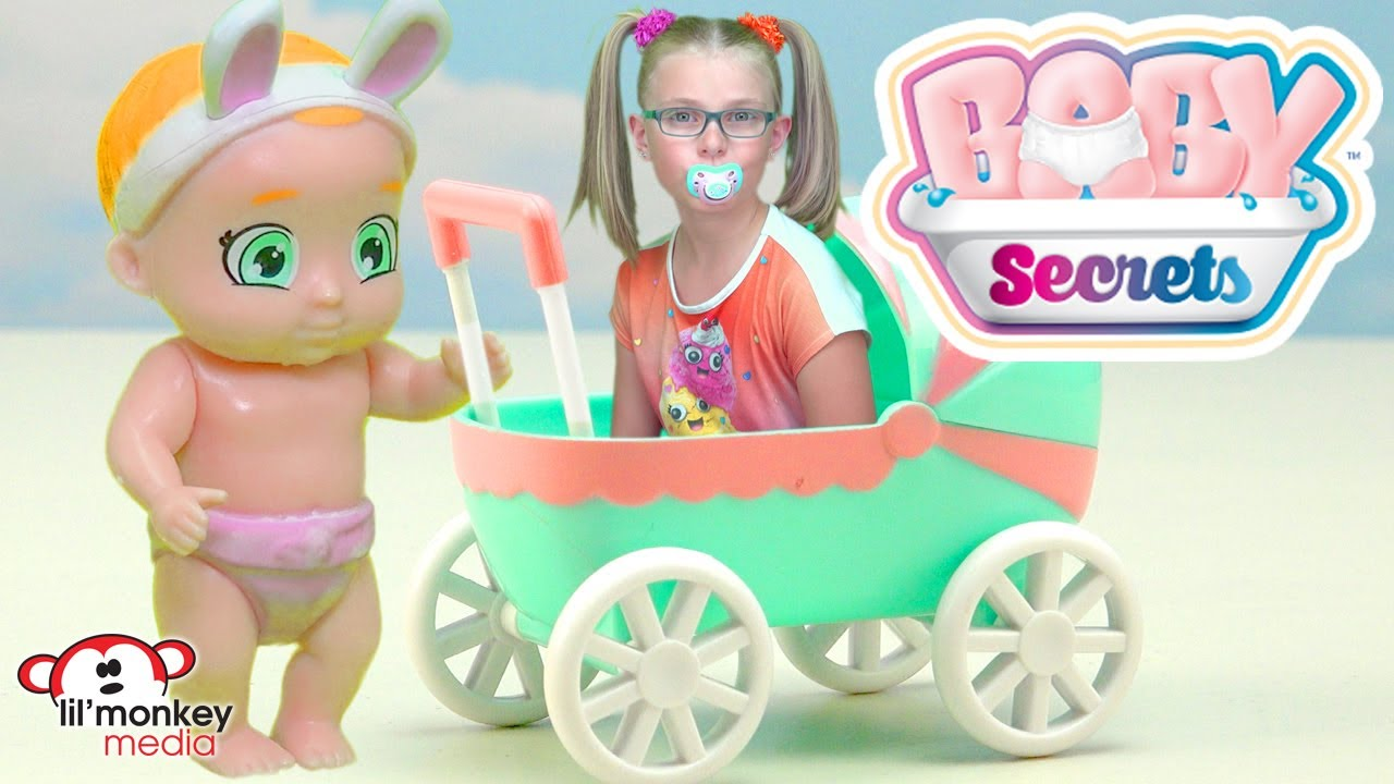 new baby secrets color change baby doll collection doovi. Black Bedroom Furniture Sets. Home Design Ideas