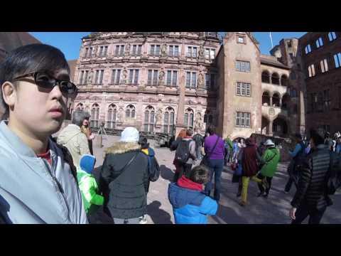 #Travelogue - Germany (Frankfurt | Kassel | Heidelberg)