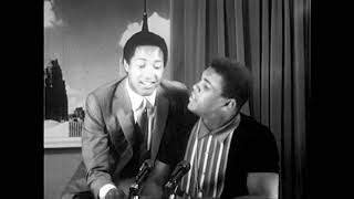Sam Cooke & Muhammad Ali -- Hey, Hey, The Gang's All Here