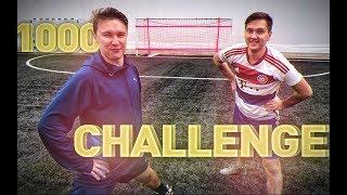 1000 CHALLENGE   НЕЧАЙ