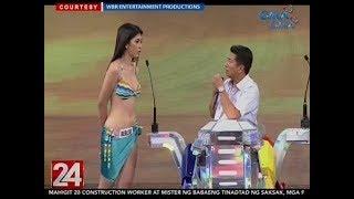 24 Oras: 'Wowowin' contestant na si Herlene Budol A.K.A 'Hipon Girl,' lumaking independent