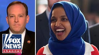 Rep. Lee Zeldin on Ilhan Omar's 'sorry not sorry' apology