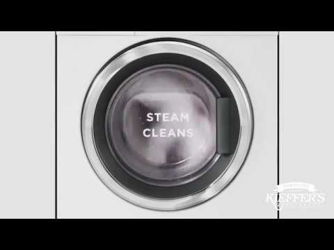 Fisher & Paykel Steam Clean Washer
