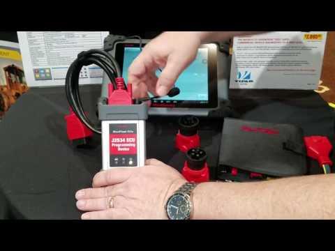 NEW Autel MaxiSys CV Diagnostic Tool For Trucks