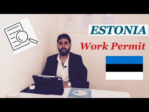 Estonia Work Permit | The Migration Bureau