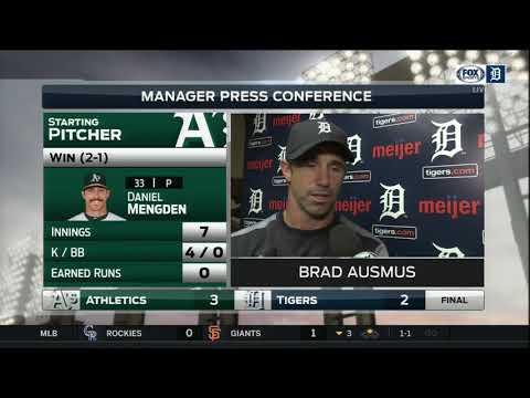 Tigers LIVE Postgame 9.20.17: Brad Ausmus
