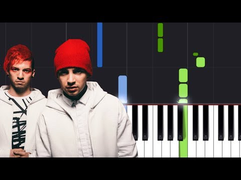 "twenty one pilots- ""Jumpsuit"" Piano Tutorial - Chords - How To Play - Cover"
