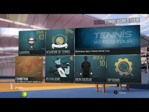 Tennis World Tour est un jeu vidéo en développement, sur PlayStation 4, Xbox One, PC et Nintendo Switch, de genre sport, développé par Breakpoint et édité par Bigben Interactive.