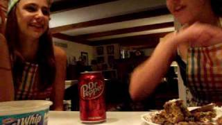 Old Man Stefan, Dr. Pepper, And The Yummarific Dog Food Cake