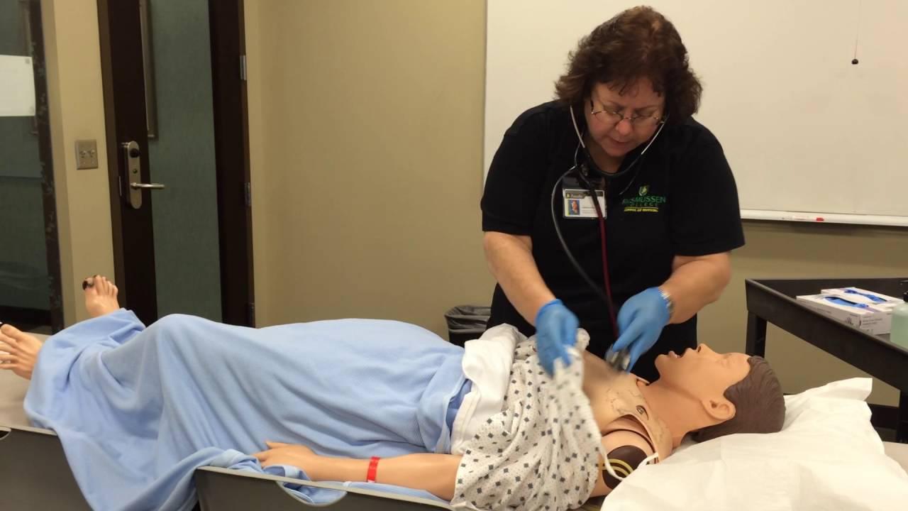Basic Head to Toe Assessment Fundamentals of Nursing