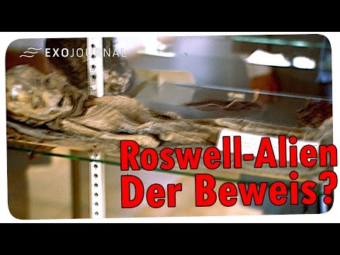 ROSWELL-ALIEN - Der Beweis?   ExoJournal