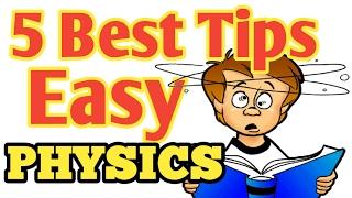 Best & Easy Methods for study of PHYSICS