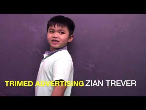 #TRIMEDADVERTISING-ZIAN TREVER MALASIQUE PROFILE RE-VTR