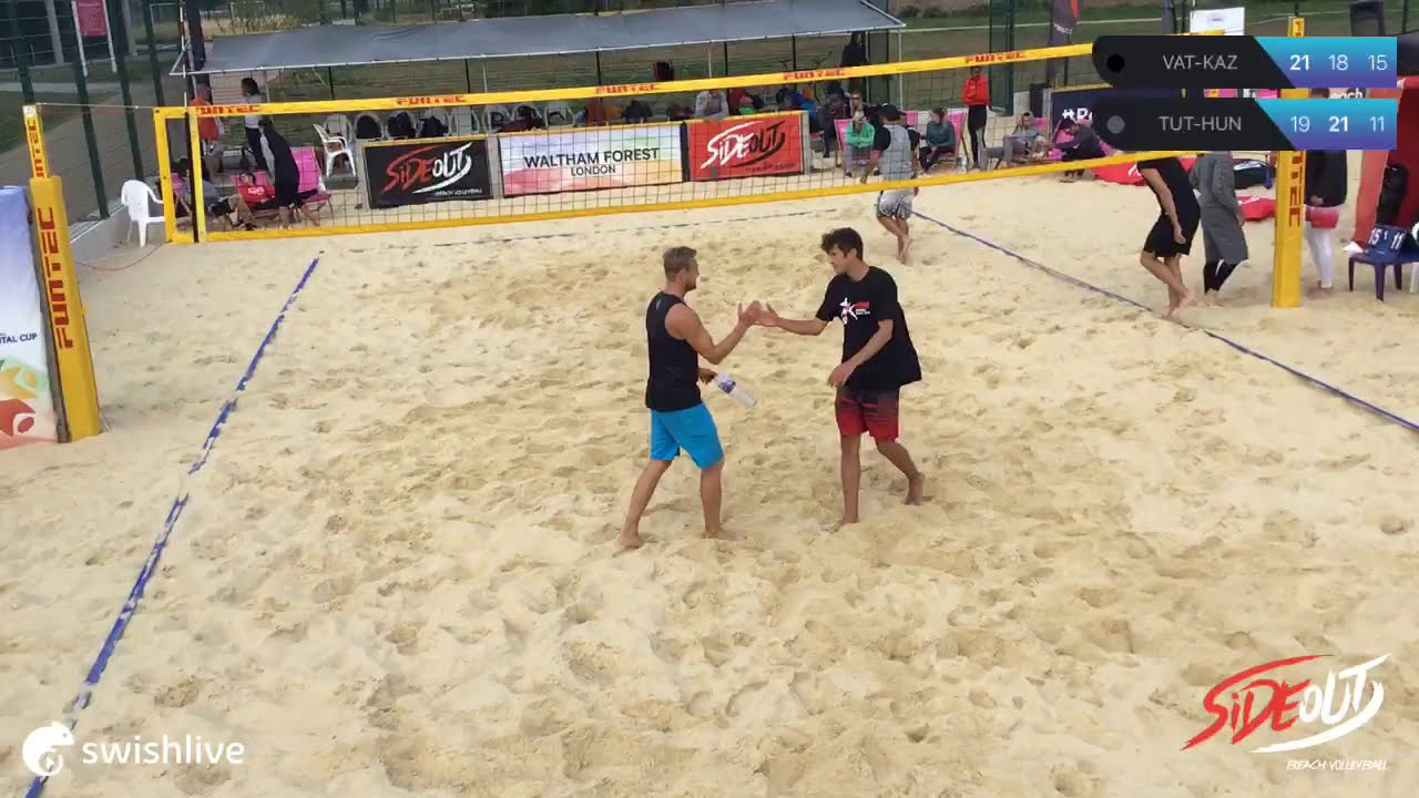 Download SideOut London Finals - Day 1