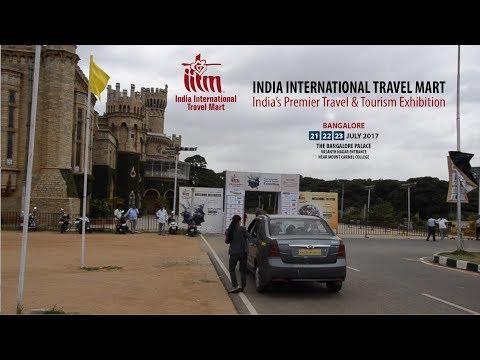 India International Travel Mart, Bangalore. 2017. Tour and Travel Exhibition