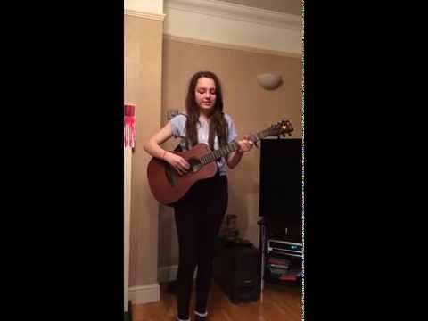 Devin-Jade 13yrs  Nando's Skank cover ed sheeran| Friday ni