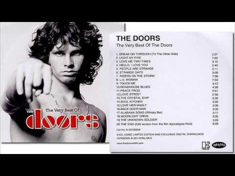 The Door - The Very Best of The Doors [Full Album]