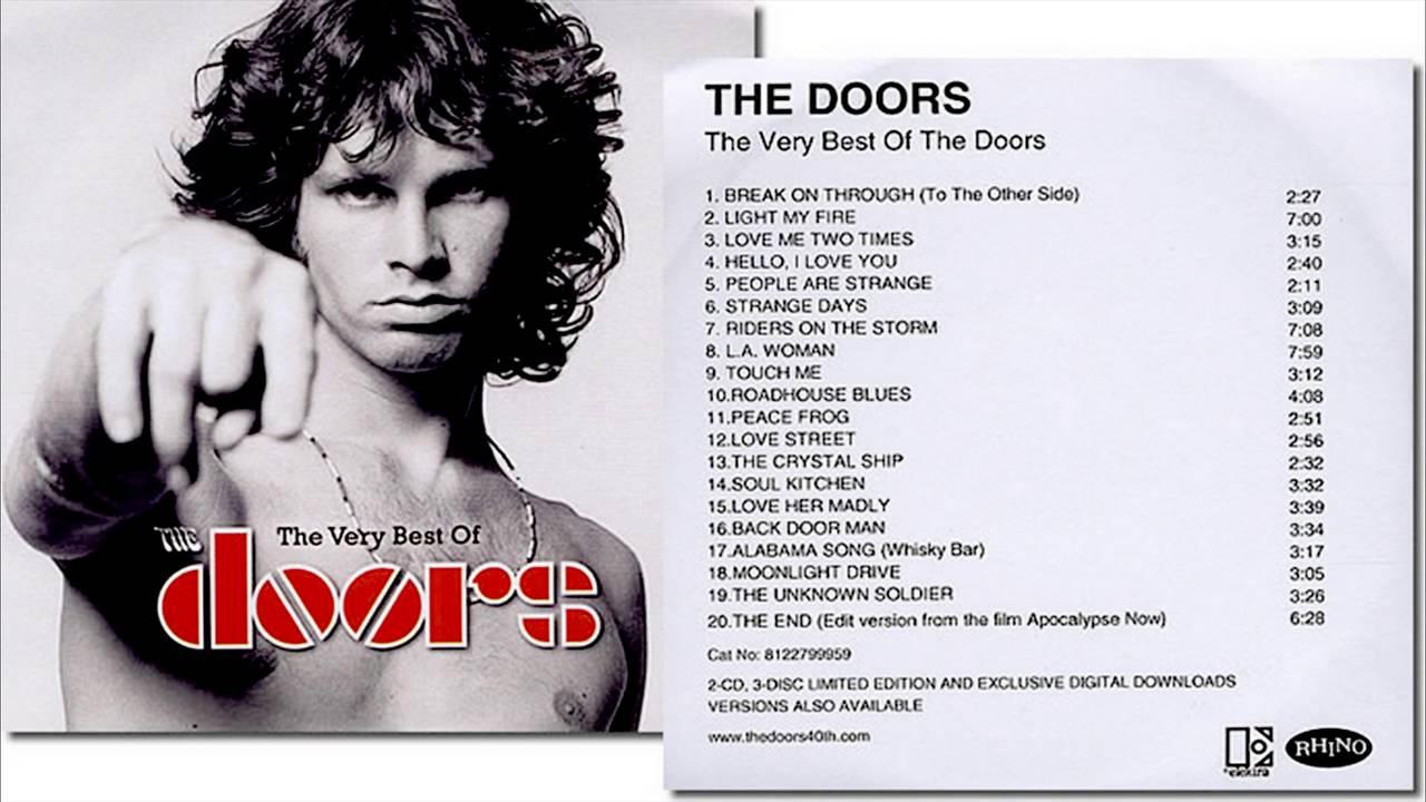 The Door - The Very Best of The Doors [Full Album] - YouTube  The Door - The ...