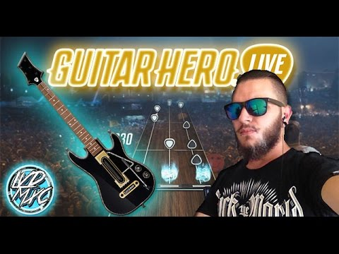 guitar hero live premium show avenged sevenfold fr youtube. Black Bedroom Furniture Sets. Home Design Ideas