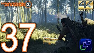 Tom Clancy's The Division 2 PC 4K Walkthrough - Part 37 - DLC - Manning National Zoo