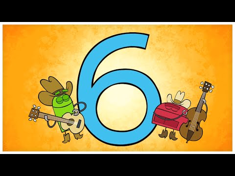 The Number Six, Number Songs  StoryBots