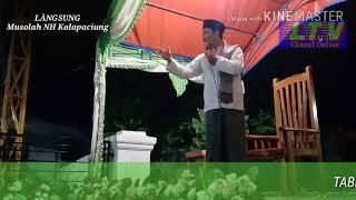 Download Video Ceramah jaman now kH jamaludin lucu... maulid di kalapaciung jawilan MP3 3GP MP4