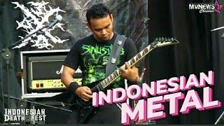 SINUSITIS Live at INDONESIAN DEATH FEST 2019 (Jakarta)