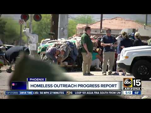 Is program for the homeless in Phoenix working?