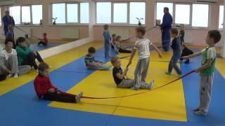 Первый открытый урок по дзюдо - 3. КОВСБИ * Хаттацу * ( ул. Героев Сталинграда, 33 - б )