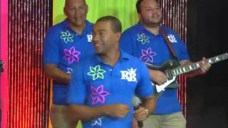 """""""Rincon Boyz"""" -  Carpinte ta mas cu Rey  @channel22 ARUBA  4th Pink Runway 2014"""