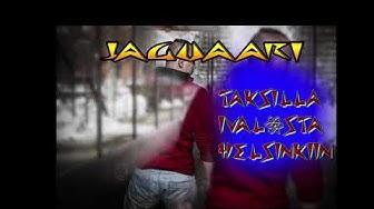 Jaguaari - Taksilla Ivalosta Helsinkiin