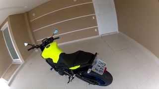 kle621full yamaha mt 09 yellow metalic apresentao da moto completa