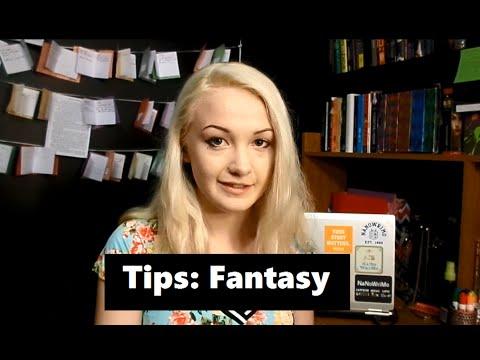 fantasy writing tips