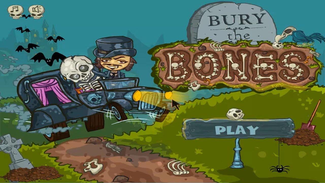 Bury The Bones Friv Games Youtube