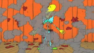 Sid Sidesplitter - Grenade Swallowing