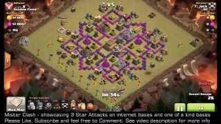 3 Star TH8 Hogs -