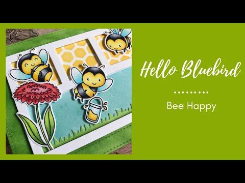 Hello Bluebird, Life Of A Bee