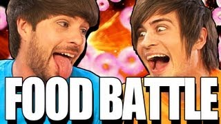 FOOD BATTLE 2012! thumbnail