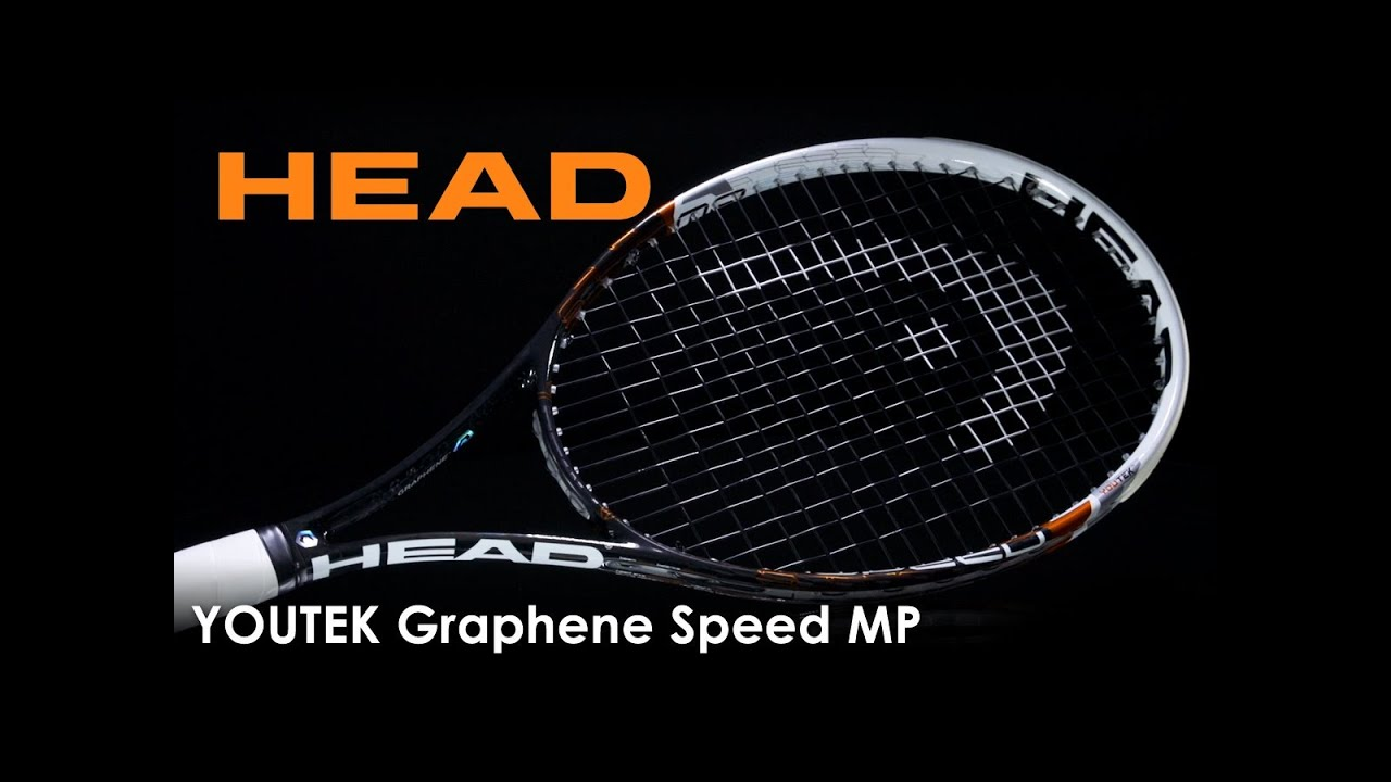 head youtek graphene speed mp racquet review youtube. Black Bedroom Furniture Sets. Home Design Ideas