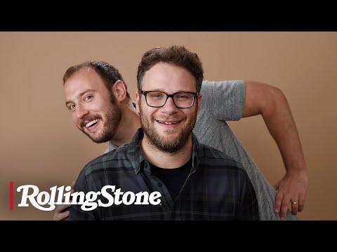 Seth Rogen and Evan Goldberg Teach 'Screenwriting 101'