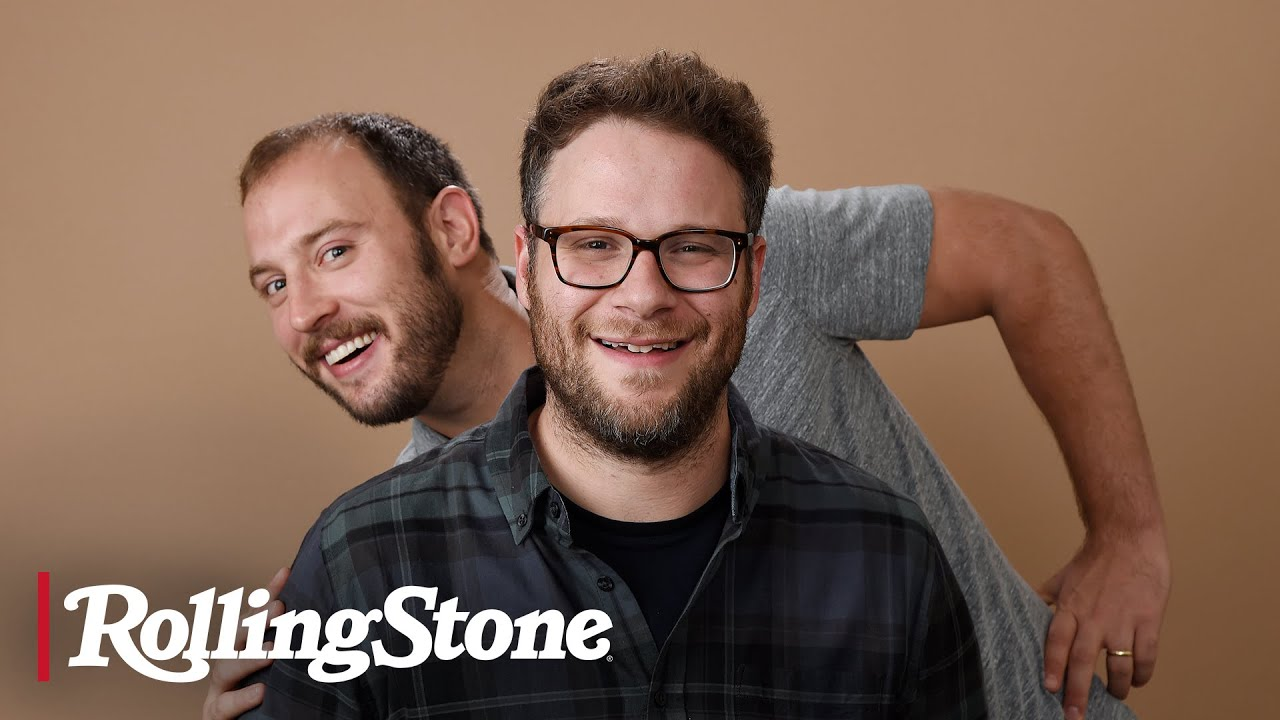 Seth Rogen and Evan Goldberg Teach 'Screenwriting 101'